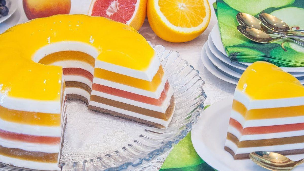 Как используют фруктовый желатин в кулинарии